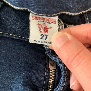 Comfortable True Religion Jeans
